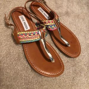 Steve Madden kids sandals